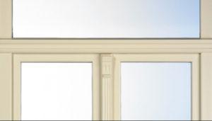 Estil renaixentista en finestres i portes.